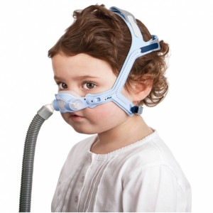 Máscara nasal pediátrica Pixi - ResMed